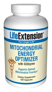 Mitochondrial Energy Optimizer mit Sodzyme